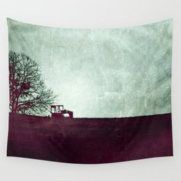 All That's Left Behind  Wall Tapestry