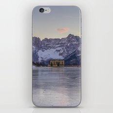 The Thin Ice iPhone Skin