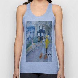 Monte-Carlo Cartier Society Women Unisex Tank Top