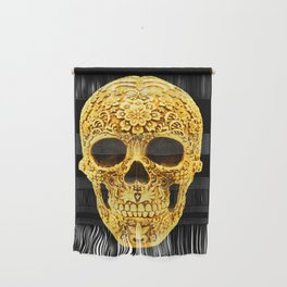 For the Love of Gold Wall Hanging