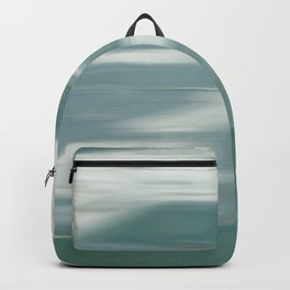 Abstract wave and light Backpack