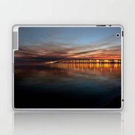In The Stillness Laptop & iPad Skin