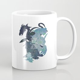 Digivolution Gomamon Crest of Reliability Coffee Mug