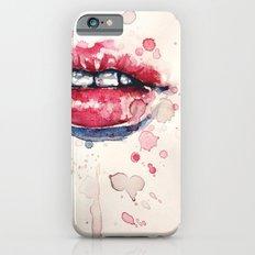 lips 2 iPhone 6s Slim Case