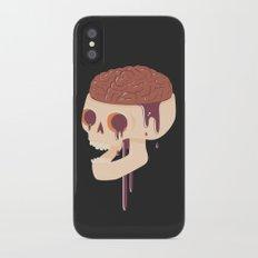 Yummy Skull iPhone X Slim Case