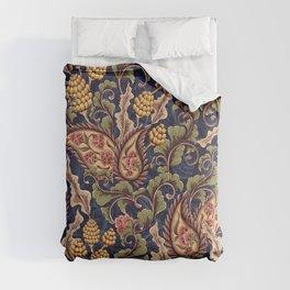 Vintage & Shabby Chic - William Morris Midnight Botanical Garden  Comforters