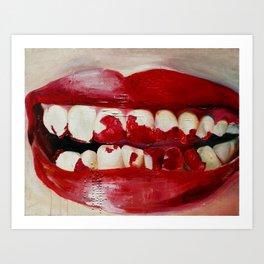 Lauren Nemchik - Cheese Art Print