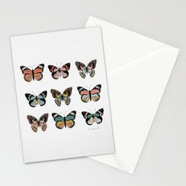 You Give Me Butterflies.. Stationery Cards