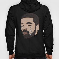 drake crying Hoody