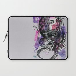 Octopus by carographic Laptop Sleeve
