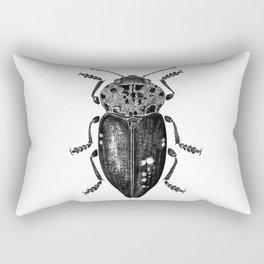 Beetle 11 Rectangular Pillow