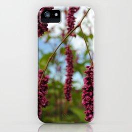 Magenta Skies iPhone Case