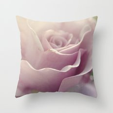 Lavender Love Throw Pillow