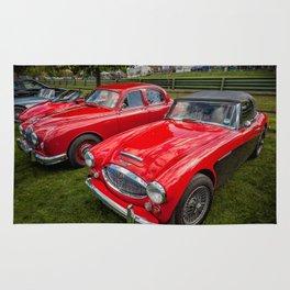 Austin Healey 3000 MK3 Rug