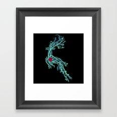 Spirit Vines Framed Art Print