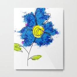 flowers 2065 Metal Print