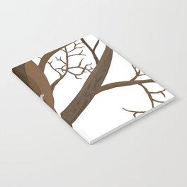 Tree Cat Notebook