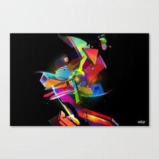 Genesis Canvas Print