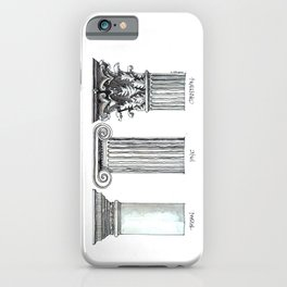 Order of the Day iPhone Case