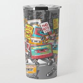 Digital Ruins Our Life Travel Mug
