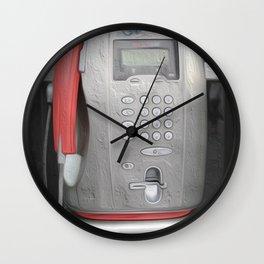 Pronto Wall Clock