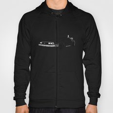 DeLorean DMC-12 Hoody