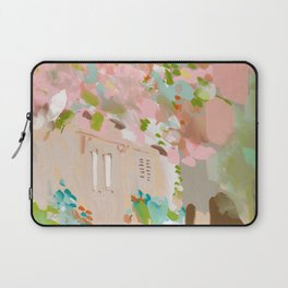 southern europe sun France Italy abstract painting Laptop Sleeve