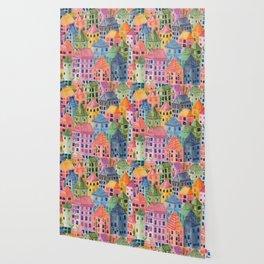 Summer City Wallpaper