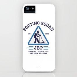 Jordan Peterson - Sorting Squad iPhone Case