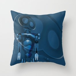 ARTificial Daydreaming #1 Throw Pillow