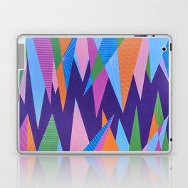 Crystal Stalagmites Laptop & iPad Skin