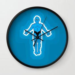 Dr. Pixel Wall Clock