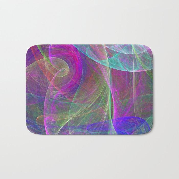 Air colors Bath Mat