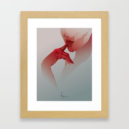 APERITIF Series2 A Framed Art Print