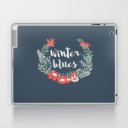 Winter Blues 001 Laptop & iPad Skin