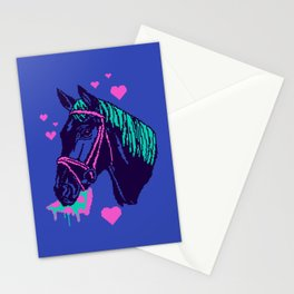 Pizza Pony Stationery Cards
