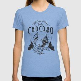 Chocobo Forest - Vintage T-shirt