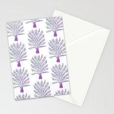 Palm Tree – Indigo Palette Stationery Cards