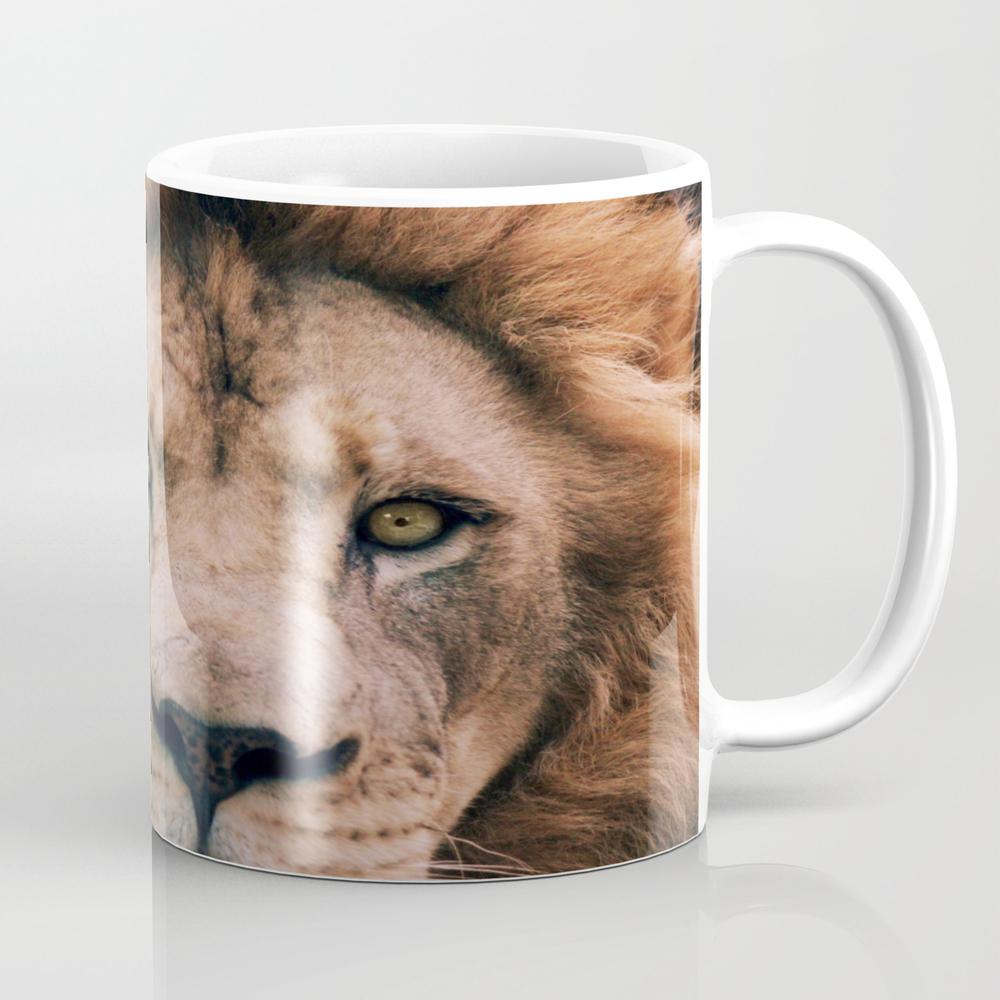 King Of The Jungle Coffee Cup by Amandavc MUG7751025