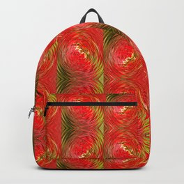 Catepillars on the go... Backpack