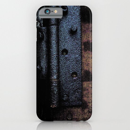 Rusty Hinge iPhone & iPod Case