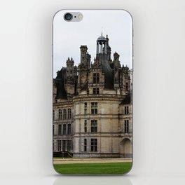 Chateau de Chambord iPhone Skin