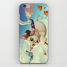 Catsy iPhone & iPod Skin