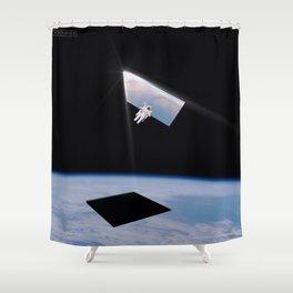 Cosmonaught Shower Curtain