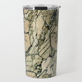 Garnet Crystals Travel Mug