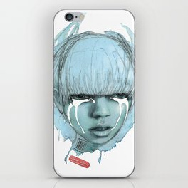je ne t'aime iPhone Skin