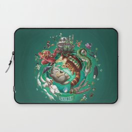 Ghibli Tribute Laptop Sleeve