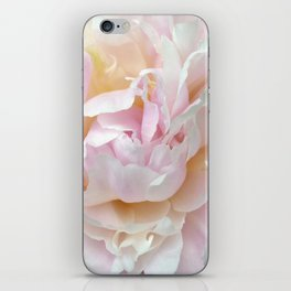 Pink Petal Flower Power iPhone Skin
