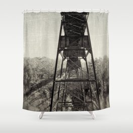 trestle Shower Curtain