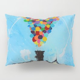 Never give ''UP'' Pillow Sham